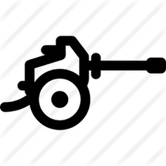 See more icon inspiration related to antitank, miscellaneous, military, weapons and war on Flaticon.