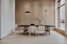 Timberwise Showroom by Studio Joanna Laajisto