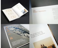 Telling Stories Studio / Brand Design Consultancy #architecture #brochure #liverpool