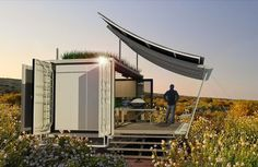 G-Pod Dwell #container #architecture #home