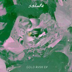 salute - 'Colourblind' (Feat. ABRA) (Stereogum Premiere) album cover music