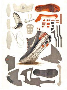 tumblr_lw97woaoC81qbycdbo1_1280.jpg (768×1024) #design #shoe