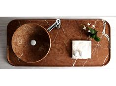 Italian Luxury Marble Kreoo Sink - product design, #design, industrial design, object design