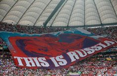 The fans of Euro 2012 Soccer Championship » Creative Photography Blog #photography