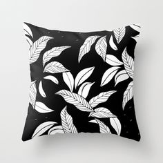 uinverso.com #interior #white #pattern #black #nature #and #bw