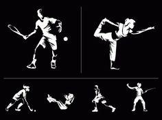 EIGA Design - adidas brand iconography #adidas #iconography #branding