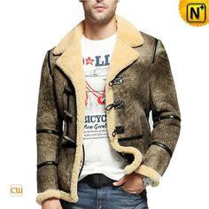 Sheepskin Mens Jackets CW878123