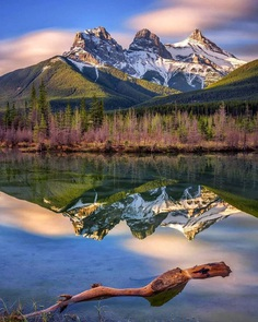 #explorealberta: Stunning Landscape Photography by Mark Jinks