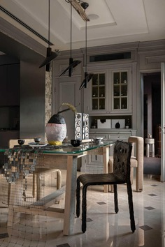 dining room, Decoding by Alexandrine Lukach