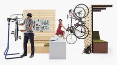 The Edge modular furniture system for offices - www.homeworlddesign. com (5) #furniture #workspace