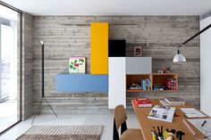 Luxury Penthouse by Pitsou Kedem Architects - #decor, #interior, #homedecor, home decor, interior design, #livingroom, #furniture