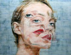 Harding Meyer | PICDIT #art #painting #portrait