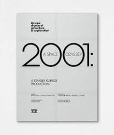 Image result for stanley kubrick typography