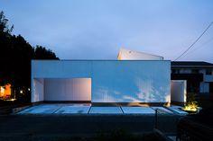 Filter House by Kuboe Architect & Association