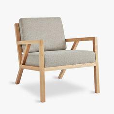 Truss Chair by Gus* Modern. #armchair