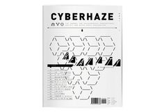 Cyberhaze (Magazine) on Typography Served #magazine #typography