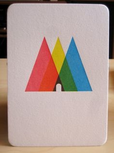 Flyer Goodness: Fortress Letterpress - Amazing Letterpress Prints and Elegant Designs #letterpress
