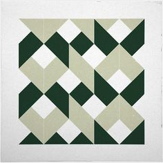 #213 Politics – A new minimal geometric composition each day