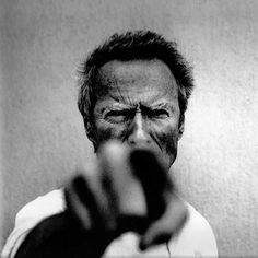 BW Celebrity Portraits by Anton Corbijn #inspiration #photography #celebrity