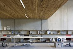 tumblr_m06hgwVgdt1qbg4qwo2_1280.jpg 818×545 pixels #interior #office #architecture #studio