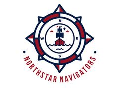 N #badge #branding #logo #compass #navigations