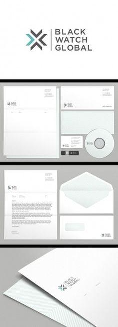 stationery, logo, CI #branding #corporate #identity #stationery #logo