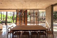 Spacious Full of Light Argentinian House - #architecture, #house, #home
