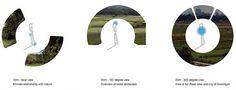 Observation Tower for Natuurmonumenten by UNStudio » Yanko Design #circles