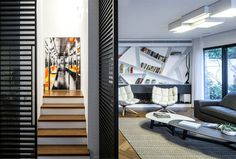 B House – Modern Dwelling with Dark Accents -#decor, #interior, #homedecor, home decor, interior design
