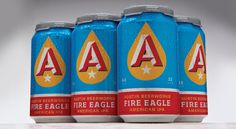 Brand Identity #beer #vintage #can