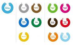 Badalona Netejaalexdalmau.com | alexdalmau.com #logotype #badalona #clean #iconic #corporate #logo #hand