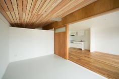 House with Funazoko Ceiling