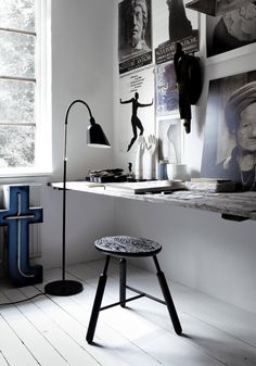 NORM.ARCHITECTS (Ambassadører) | BO BEDRE #interior #lamp #design #stool #desk #deco #decoration