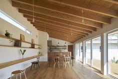 House Komoro by KASA ARCHITECTS