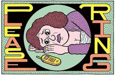 Techno Tuesday   Andy Rementer #popart #pop #color #cartoon #comics