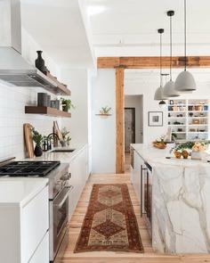 Becky Shea Design, loft, interiors, kitchen