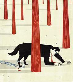 Alessandro Gottardo #illustration