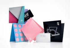 HM - GIFT CARDS   Showcase   25ah