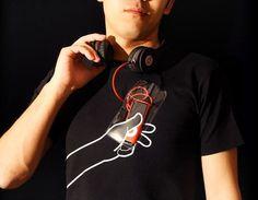 Hand T-Shirt #gadget