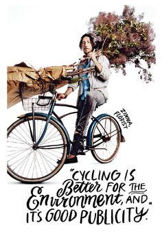 This Is New York Angela Southern :: Hand Lettering & Illustration #bicycle #bike
