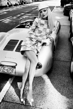 Melissa Tammerijn by Alexander Neumann for Harper's Bazaar Latin America #fashion #model #photography #girl