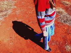 *WE LIVE YOUNG* #red #soil #girl