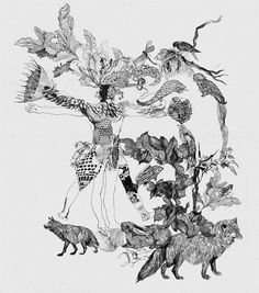 Botanic 2 : Camille Rousseau #illustration