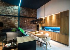 Urban Home by Gasparbonta Studio - #architecture, #home, #decor, #interior,
