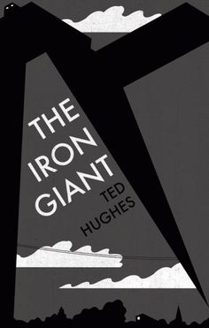 First-Stop » the iron giant #illustration #poster #neil webb