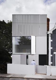 ODOS Architects: Grangegorman Residence   Sgustok Design