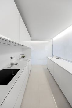 Minimalist Coastal House Inspired by the Old Architecture of Spanish Houses 9