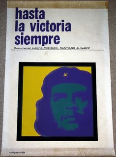 Cuban Posters #communist #movie #cuban #poster