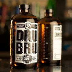 Dru Bru #beer #bottle