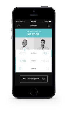 Moneytor on Behance #app #mobile
